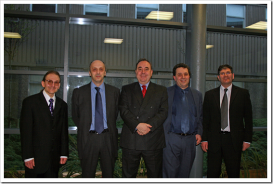 GJEF Committee with the First Minister
